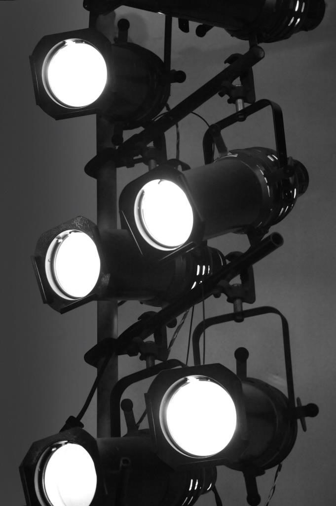 First Street Music and Sound Company Stage Lighting